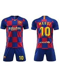 YSYFZ-19 20 Nueva Temporada Camiseta Basse Home Messi décimo Traje de fútbol  Traje f4073f4a5bef4