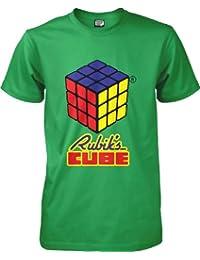 Player - Rubik's Cube t-shirt by wantAtshirt S to 2XL