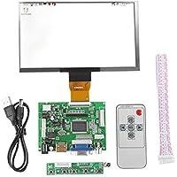 7 pulgadas TFT LCD Pantalla HDMI VGA Monitor Pantalla Kit 1024 * 600 Compatible Raspberry Pi 3/2
