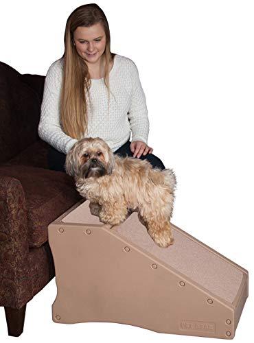 Pet Gear Stramp Treppe und Rampe Kombination für Hunde und Katzen, leicht/tragbar, robust, 28