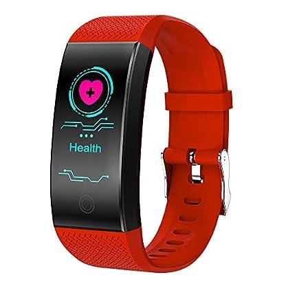 Fitness-Armband-Yumimi88Sport-Herzfrequenz-Schlaf-Monitor-Fitness-Tracker-Smart-Watch-Armbandarmband-Sportuhr-Wasserdichtes