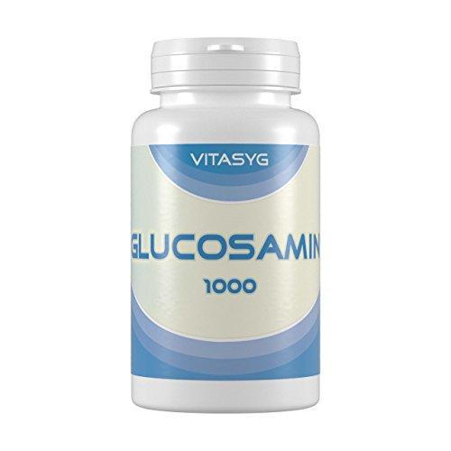 Vitasyg Glucosamin 1000 mg - 180 Tabletten, 1er Pack (1 x 198 g)