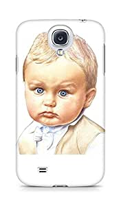 Amez designer printed 3d premium high quality back case cover for Samsung Galaxy S4 (Cute Baby)