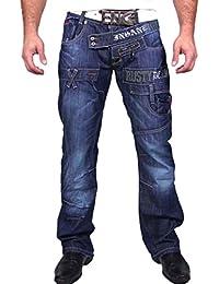 billig zu verkaufen achten Sie auf 100% Qualitätsgarantie Amazon.co.uk: Rusty Neal - Jeans Store: Clothing
