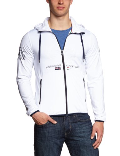 Northland Professional, Uomo Uomojacke Pro Str Marino Giacca, Bianco (white), XXL Bianco (white)