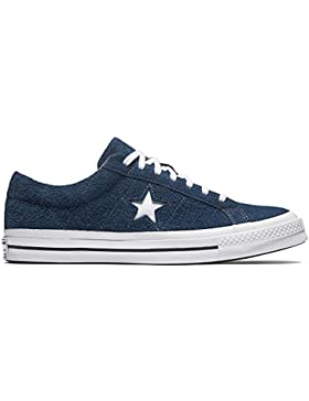 Converse Lifestyle One Star Ox, Zapatillas Unisex Adulto