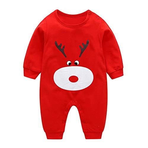 Sanahy Overall Pyjamas Anzüge und Strampler für Baby Jungen Baby Mädchen Strampelhöschen