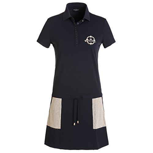 vestido-de-golf-de-pique-con-proteccion-solar-y-pantalon-interior-corte-holgado-azul-xxs