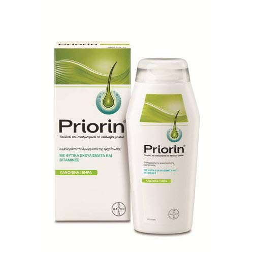 Priorin, Producto para la caída del cabello - 400 ml