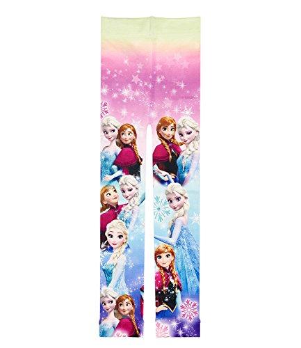 Disney La Reine des neiges Fille Thermo Leggings - fushia Disney