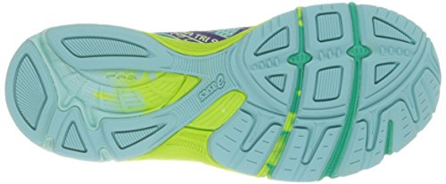 Asics Gel Noosa Tri Maschenweite Turnschuhe Ice Blue/Emerald/Purple