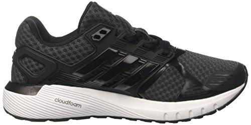 adidas Duramo 8 W, Scarpe Running Donna Nero (Utility Black/core Black/core Black)