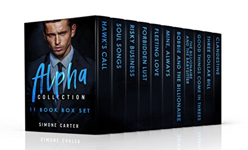 Alpha Collection: 11 Book Box Set (Billionaire & Bad Boy Romance)