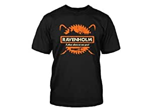 Half Life 2 T-shirt Ravenholm (très grand)