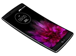 LG G Flex II 4 G Smartphone Unlocked (5,5 Zoll) Display, 16GB, einfach, Micro-SIM, Android Lollipop 5.0, Grau