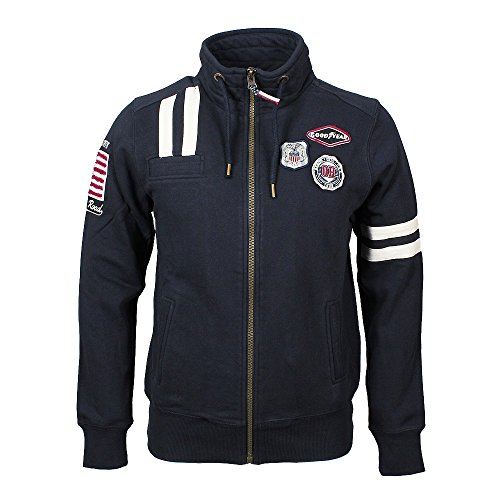 goodyear-hommes-sweatjacket-eagle-navy-herrenm
