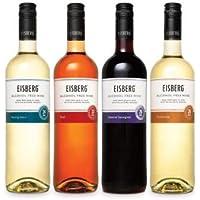 Eisberg Alcohol Free Wine Set 2001 75 cl (Case of 4)