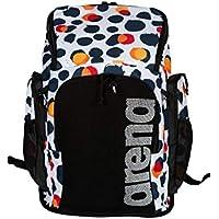 Arena Team Backpack 45 Allover Bags, Adultos Unisex, Polka Dots, TU