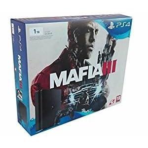 Sony PS4 1TB Slim inkl. Mafia III USK 18