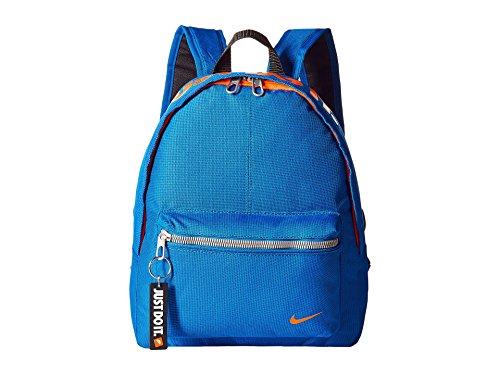 8a60465295 Nike zaino Classic base, Unisex, BA4606 408, Multicolore (Blu/Arancione (