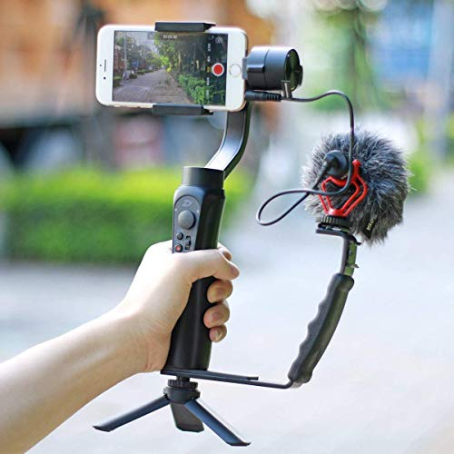 YANTRALAY SCHOOL OF GADGETS L Shape Hot Shoes Tripod Mount Bracket Holder for Flash Light Camera Mini DV Camcorder