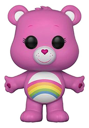 FunKo 26698 Care Bears- Cheer Bear with Chase -