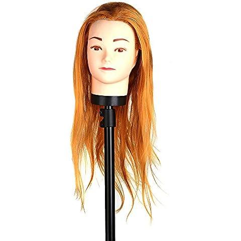 Anself Capelli saloni Formazione Responsabile Practice mannequin