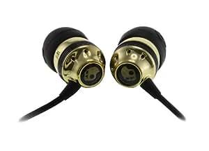 Skullcandy Headphone Ink'd, gold, S2INDZ-022