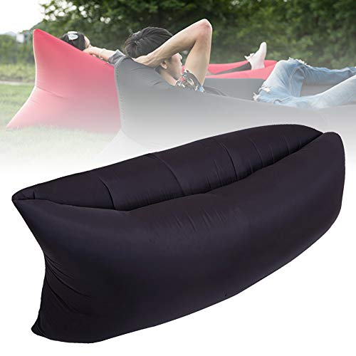 ¨¦quipement de plein air et outils, gonflable pliant Sleeping Lazy Bag mat portable ext¨¦rieur plage Camping air sofa