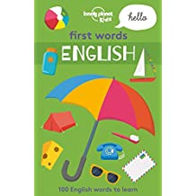 Lonely Planet Kids: First Words - English