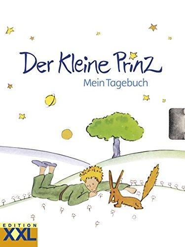 Der Kleine Prinz: Mein Tagebuch mit Schloss