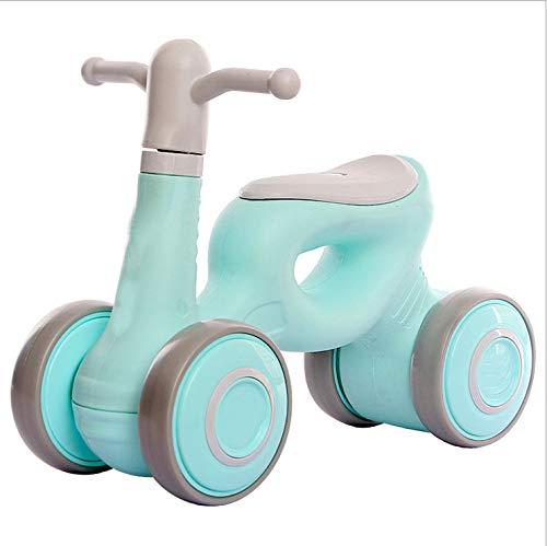 Carrozzina per bambini, realizzata in PP, stereotipi ad alta temperatura in PVC per bambini, ragazze, macchinine giocattolo 1-3 anni, pneumatici completamente avvolti per prevenire lesioni ai bamb
