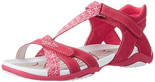 Superfit Nancy 000161 Mädchen Schneestiefel, Pink (Pink 63), 35 EU