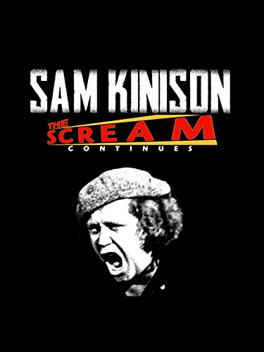 Sam Kinison: The Scream Continues Cover