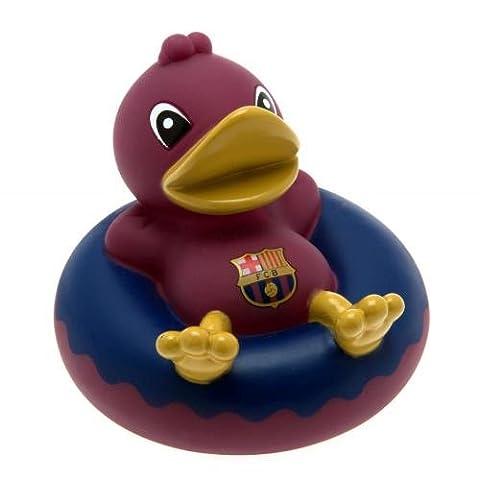 FC Barcelona Offizielles Fußball Geschenk Schlauchboot Ente–A Great Weihnachten/Geburtstag Geschenk Idee für Männer und (Geschenk Ideen Dad Geburtstag)