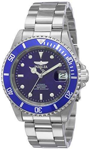 Invicta 9094OB Pro Diver Unisex Uhr Edelstahl Automatik blauen Zifferblat