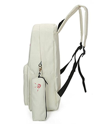 FZHLY Signore Spalla Stampato Bag Small Fresh Student Bag,Blue-D Beige-D