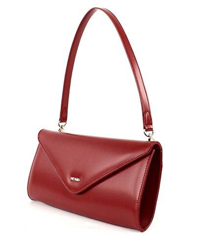 ... Picard Glow Damenhandtasche 30 Cm 087 Rot ...