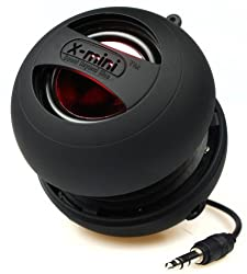 X-mini Mono Series XAM4 Capsule Speaker (Black)