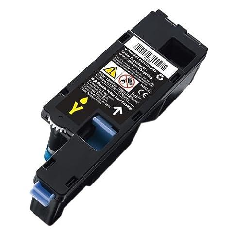 Original Dell C1760nw/C1765nf/C1765nfw/1250c/135X High Capacity Toner Kit, circa 1.400 Seiten, gelb