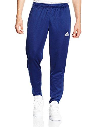 adidas COREF TRG - Pantalón para hombre, color azul oscuro, talla M
