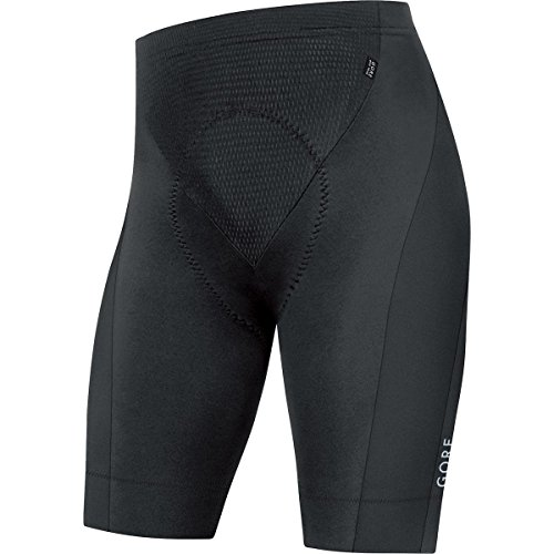 GORE BIKE WEAR POWER+   MALLAS CORTAS PARA HOMBRE  COLOR NEGRO  TALLA M