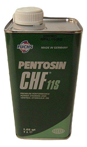 PENTOSIN Hydrauliköl Servolenkungsöl CHF 11S 1 Liter 1L MB 0019892403