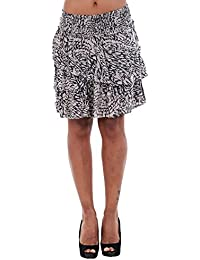 Vero Moda Skirt Women Light Brown 10190128 VMHOLLY Smock Layer Short Skirt NFS Sphinx/Holly