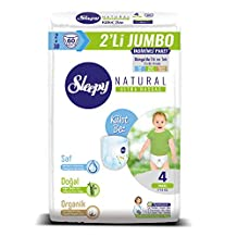 Sleepy Natural 2'li Jumbo Külot Bez
