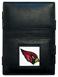 NFL Arizona Cardinals Leather Jacob's Ladder Wallet