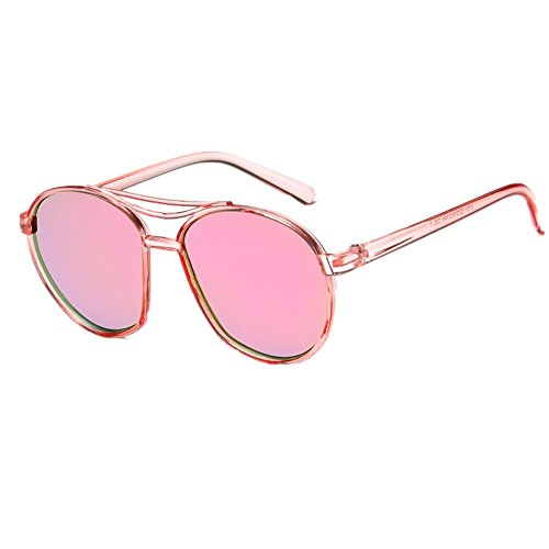 O-C Women new classical stylish mirrored sunglasses