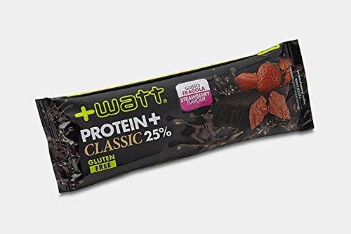 protein+ barretta proteica yogurt fragola scatola da 24 barrette