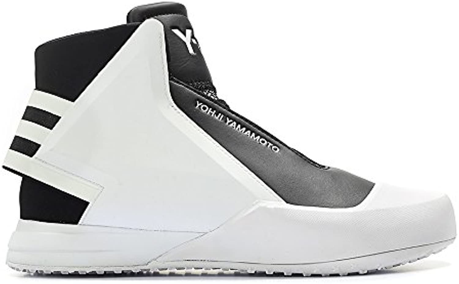 basket adidas y 3 technicien noir core hommes hommes hommes noirs chaussures blanches | Apparence Attrayante