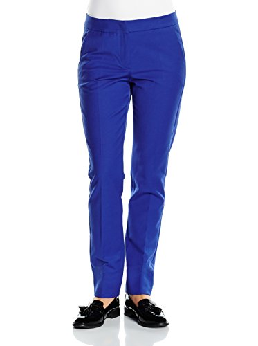 Armani Collezioni Pantal n Azul Royal ES 36 IT 40